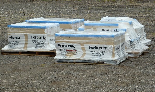Stone in Stock Lintels